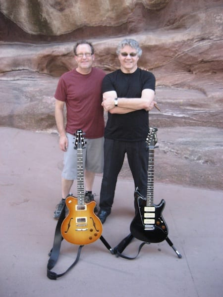 Steve Miller and Don Grosh